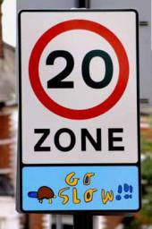 Barnet Liberal Democrats are calling for 20mph speed limit zones in Barnet