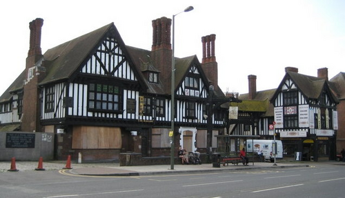 The Railway Hotel, Edgware